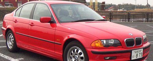BMW 320i(E46)