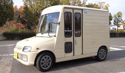 ミラ ウォークスルーバン(L500V改) AT4速