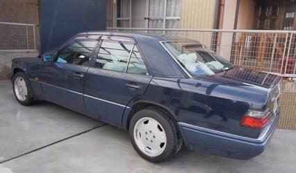 メルセデス・ベンツ 320E(W124)